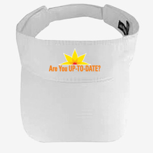 ACCF Brushed Cotton Visor (Printed Front)