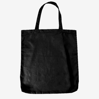 Canvas Tote Bag (Printed Front)